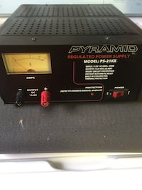 Pyramid PS21KX Regulated power supply Yorktown Heights, 10598