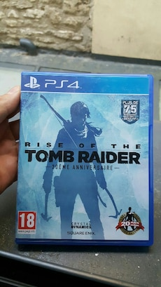 Rise of the Tom Raider (PS4)