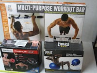 WORKOUT PACKAGE