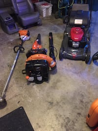 Honda stihl and echo Surrey, V3W 6P7