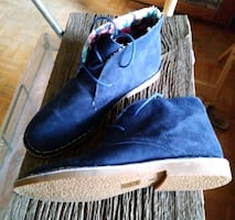 Softmoc boots women's size 9