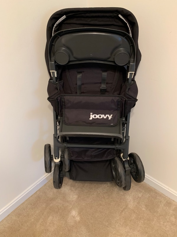 Joovy ultralight double stroller  3