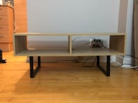 Modern wood TV stand or coffee table  Chicago, 60613