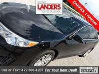 2013 Toyota Camry LE Rogers, 72758