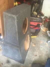 black subwoofer enclosures Franklinville, 27248