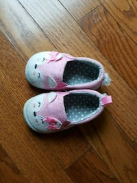 Baby slip on size 3 and 4