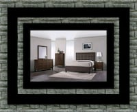 B085 11pc complete bedroom set Rockville, 20847