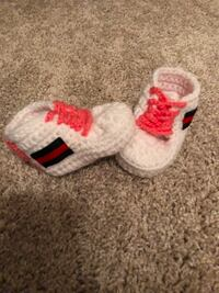 Baby crochet shoes Baltimore, 21223
