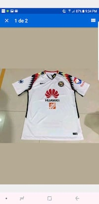 white and red adidas jersey shirt Sunland Park