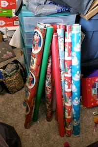 Wrapping paper lot Edmonton, T5T 5X9