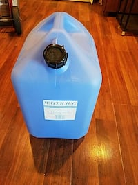 6 gallon water jug Romeoville, 60446