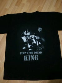 Manny Pacquiao T-Shirt, Size M - New Surrey, V3R