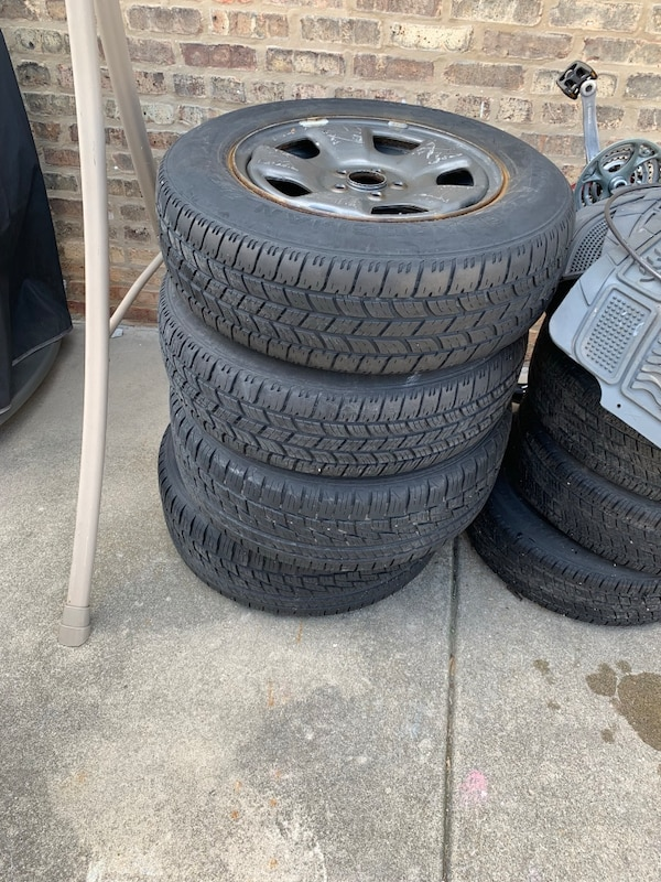 tires and wheels 205/70r15