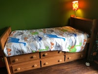 Trundle bed Central Square, 13036