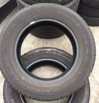 275/60/R20 Pair of Goodyear Wrangler SR-A tires 275/60r20 North Haven, 06473