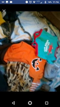 toddler's assorted-color clothes lot Fremont, 43420