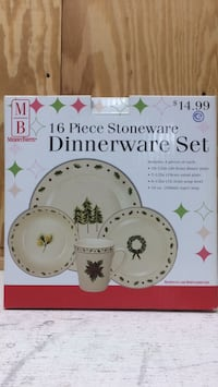 Dinnerware Set  (NEW) Potomac, 20854