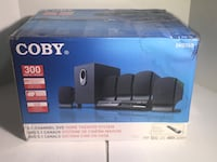 Coby home theater system box Orlando, 32837