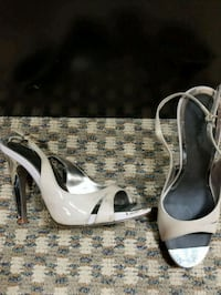pair of peep-toe pumps Winnipeg, R3H 0T8