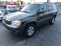 2002 Mazda Tribute awd automatic low kms no accident Toronto