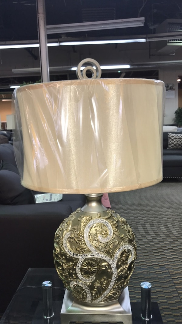 Brand new table lamps for sale