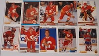 10 Calgary Flames Cards $4 Firm For All 10 Cards... Calgary, T2V