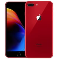 Apple iPhone-8-PLUS-64GB (PRODUCT)RED SPECIAL EDITION-Unlocked-USA -BRAND-NEW!! FRANKFURT