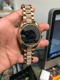 Rose gold Smart Access MK Watch Chevy Chase, 20814