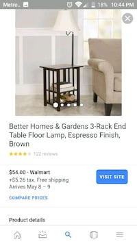 brown wooden side table screenshot Greeneville, 37743