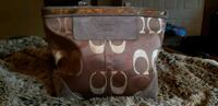 Coach Signature Monogram Tote From the Beaded Coll Fort Erie, L0S 1N0