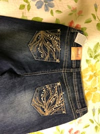 MUDD jeans size little girls 14 Pharr, 78577