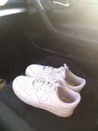 Air Force 1s low white men size 9 San Diego, 92105