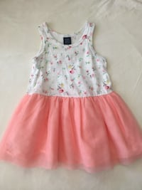 Gap toddler floral tutu dress size 18-24 months Richmond