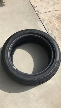 One Pirelli tire. 225/50 R18 size from BMW Los Angeles, 91344