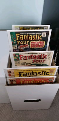 Fantastic Four 14-100 Queens, 11693