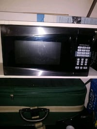 black and gray microwave oven Clearwater, 33756