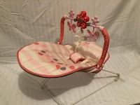 Baby's white and pink bouncer Springfield, 22152
