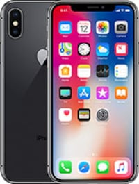 Iphone X - 64 GB - Unlocked - Space Grey - Like new Mississauga
