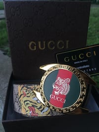 Brand NEW Gucci Tiger Belt ! TORONTO