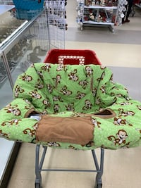 Kids Cart Cover from Etsy