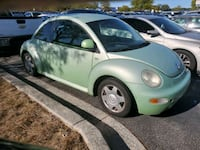 1999 Volkswagen New Beetle 120k  5speed MANUAL  Laurel