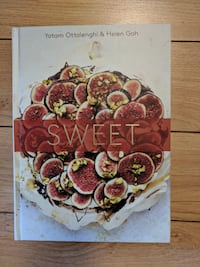 Sweet by Yotam Ottolenhi & Helen Goh cookbook Toronto