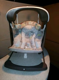 Baby swing (battery operated)