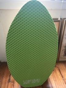 Surf Style Skim Board, used once