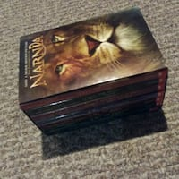 Chronicles of Narnia Full Serie Mississauga, L5L 5C8
