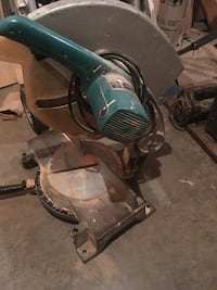 "14"" Makita Miter Saw Manassas"