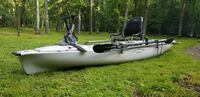 2015 Hobie Pro Angler 14 w/ Mirage ST 180 Turbo and Extras Bryantown