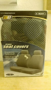 Seat covers never used Reno, 89502