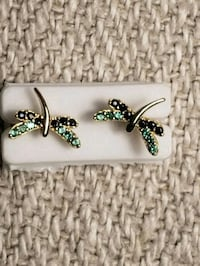 18 carats gold crickets earrings  Gresham, 97080