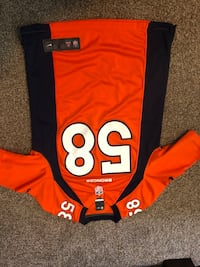 Men's Broncos Autographed Jersey  Murray, 84107